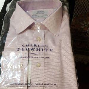 Dress Shirt- Charles Tyrwhitt - 16.5/35in